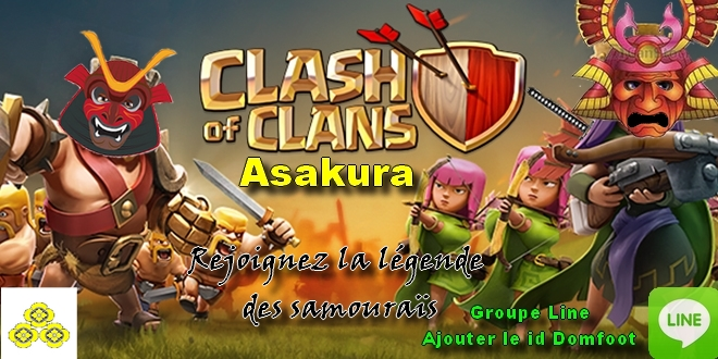 Forum officiel Asakura