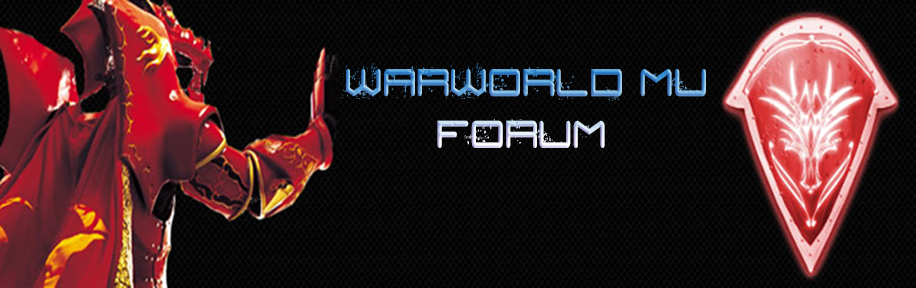 WARWORLD MU FORUM