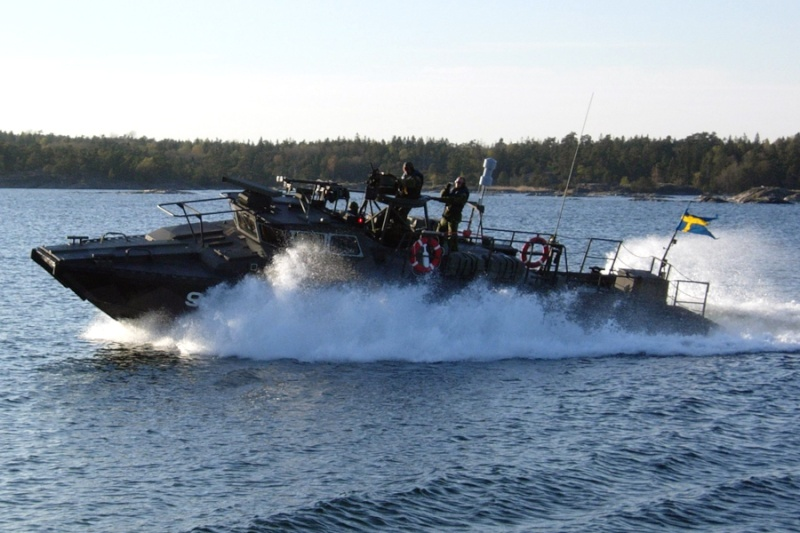 CANTIERE CB-90H Combat Boat by NCB (Typhon) 4_cb9010
