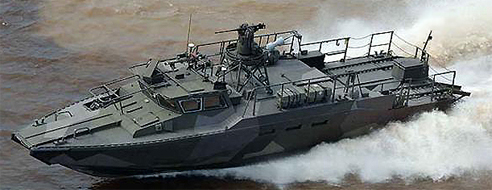 CANTIERE CB-90H Combat Boat by NCB (Typhon) Cb-90h10