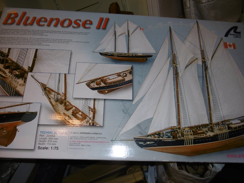 Bluenose II  P1020010