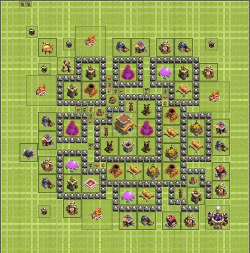 plan de ville hdv 8 Hdv8_d12
