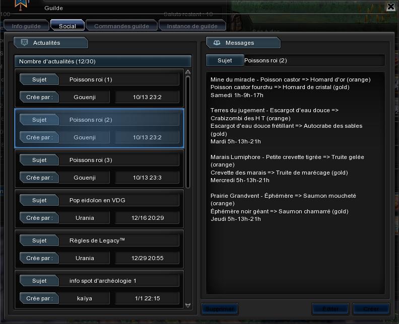 Astuces de la guilde Legacy a replacer Bandic12