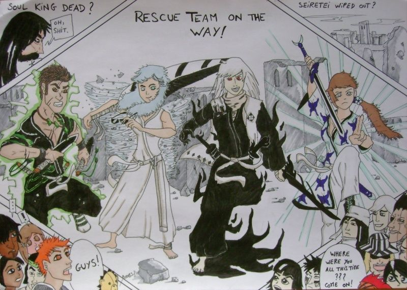 The Team of the lost Four Official first appearance Kickas12