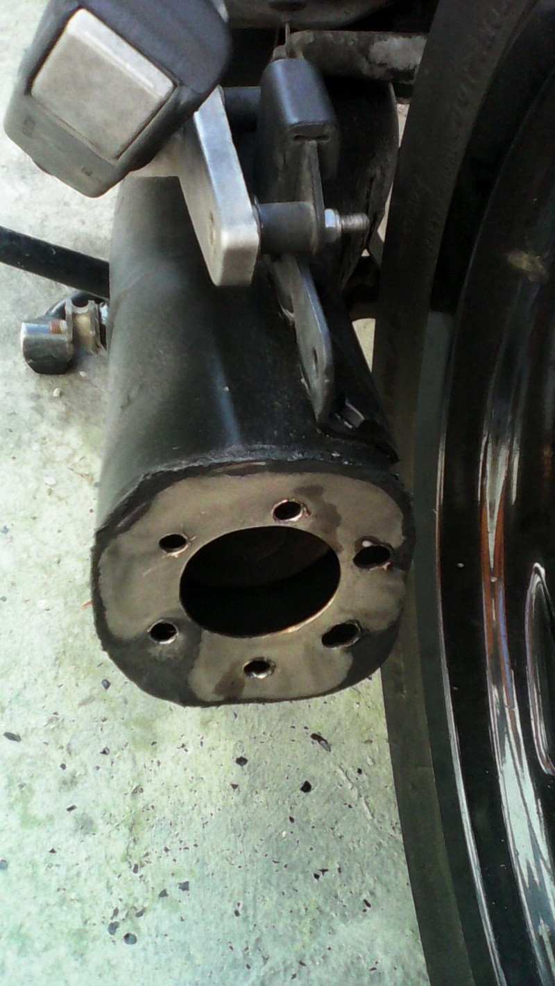 How to modify your stock exhaust - the cut and weld way! Img-1410