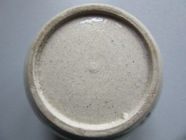 Small vase HB mark - Harvey Bradley  Img_2030