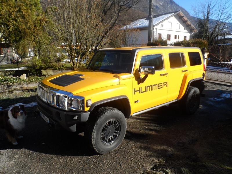 Mon Hummer H3 by Robby Gordon Sauveg11