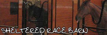 Sheltered Race Barn