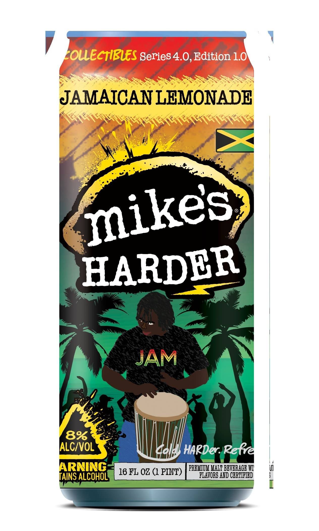 Mikes Harder Jamaican Lemonade (Can Design) 14120110