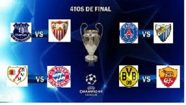 PARTICIPANTES, 1º EDICION CHAMPIONS LEAGUE Cuar_c10