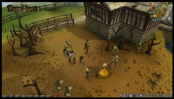 Runescape Game 531210