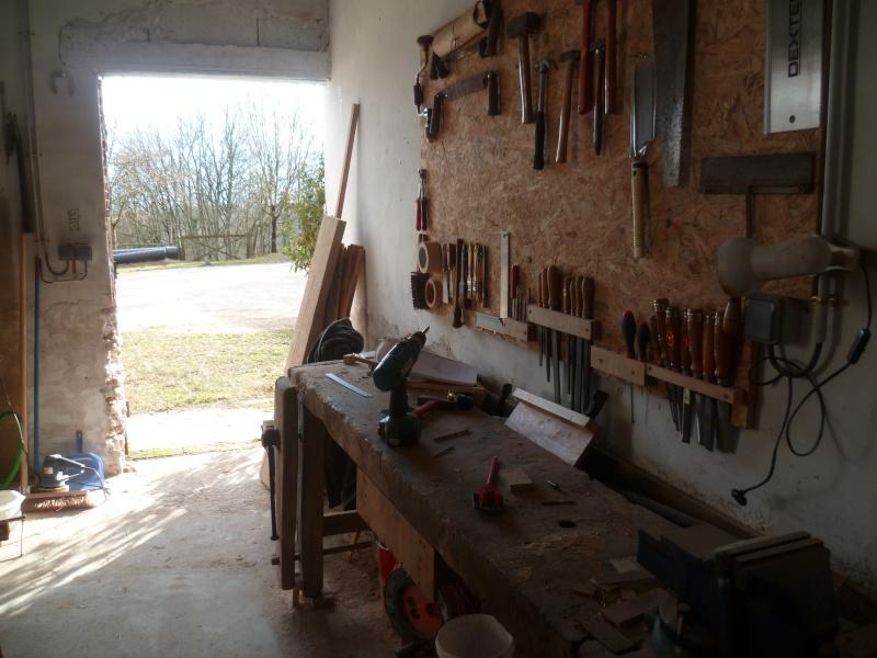 Présentation de mon Atelier P1040510