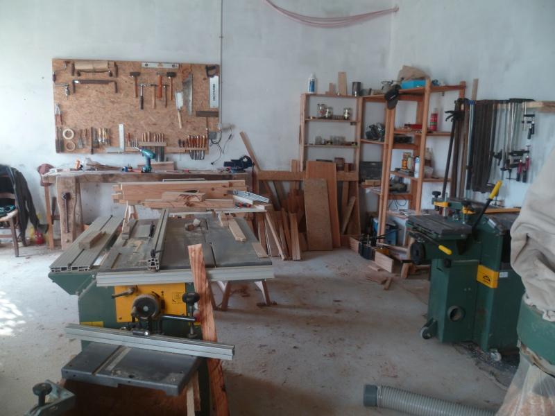 Présentation de mon Atelier P1040511