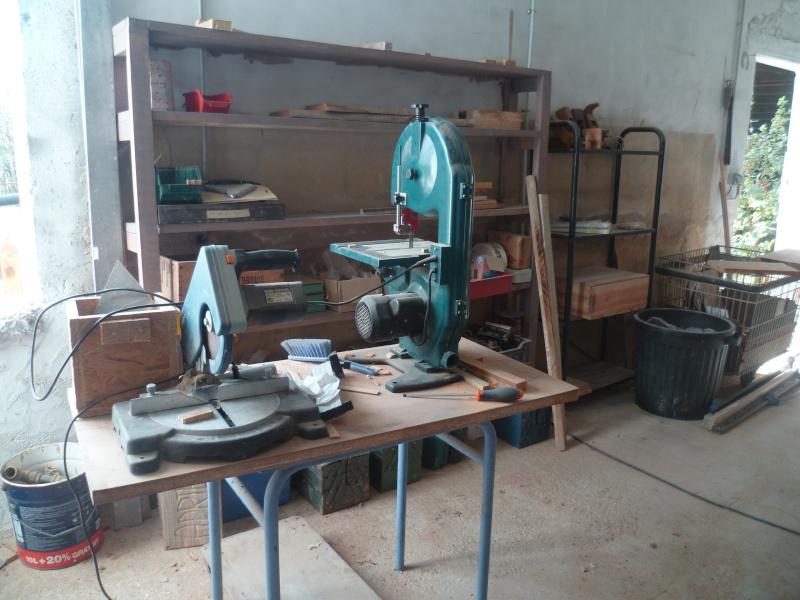 Présentation de mon Atelier P1040512