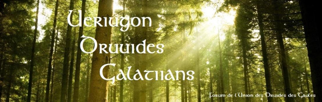 UERIUGON DRUUIDES GALATIIANS