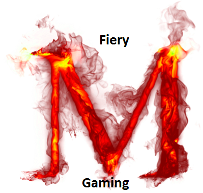 Fiery M Gaming