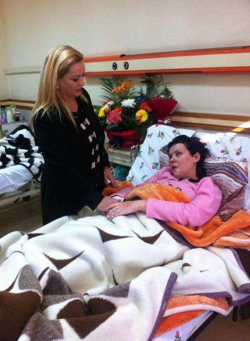 Greta Koçi në aksident ishte me të dashurin e saj... Greta110