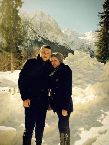 Greta Koçi në aksident ishte me të dashurin e saj... Greta310