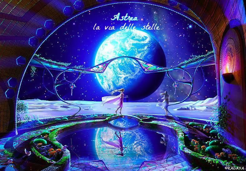 Astrea, la via delle stelle
