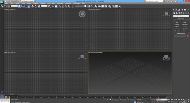 [Débutant] 3ds max - Créer un texte en 3D 110