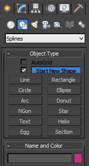 [Débutant] 3ds max - Créer un texte en 3D 210
