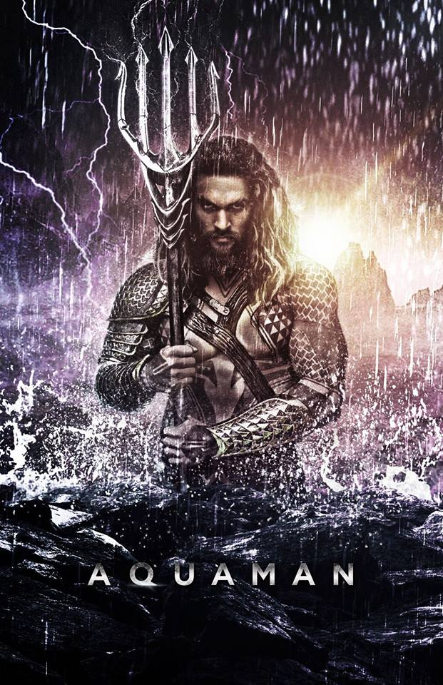 Aquaman and avengers movie posters! 10676110