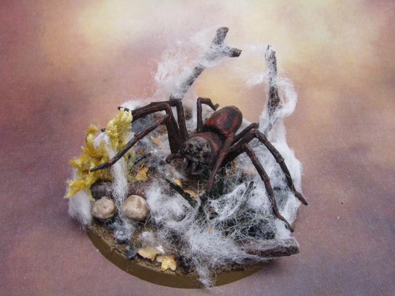 Arachnéides Mirkwoodiennes Araign14