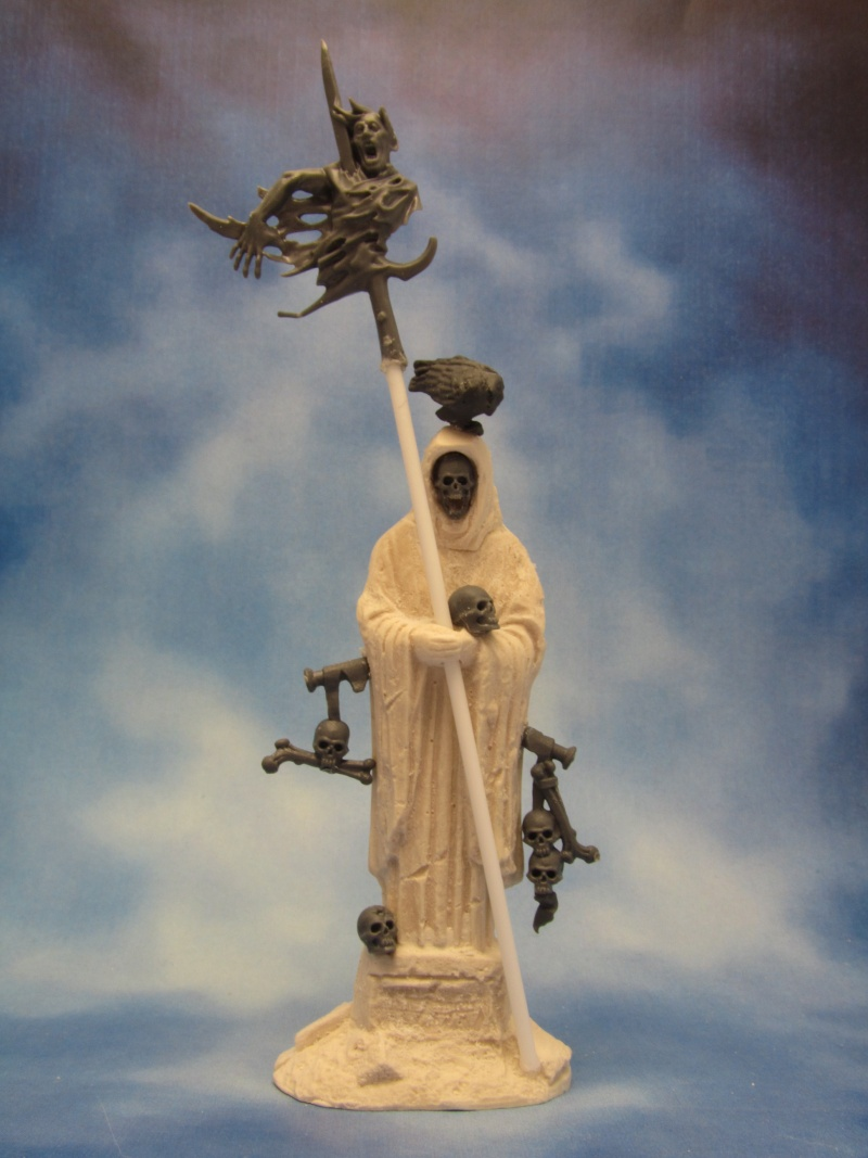 Statue [DECOR, Comtes Vampires, WARHAMMER] Statue14