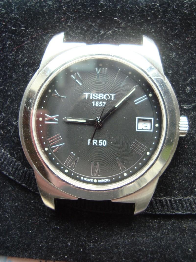 Montre TISSOT PR 50 AVIS URGENT Dsc02918
