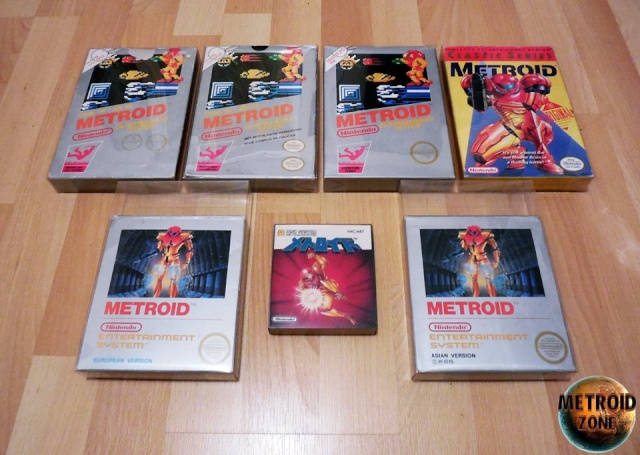 Collection METROID et autre de MuGi-ChoZo 10162710