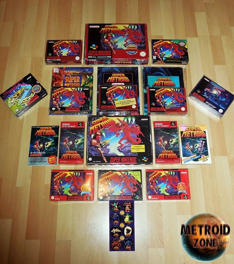 Collection METROID et autre de MuGi-ChoZo 10394110