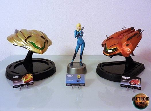 Collection METROID et autre de MuGi-ChoZo 10690210