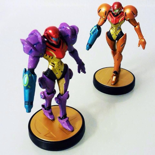 Collection METROID et autre de MuGi-ChoZo 11004410