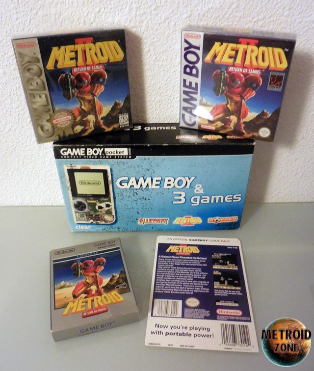 Collection METROID et autre de MuGi-ChoZo 15125910