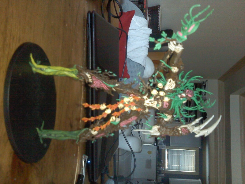 Base ideas for leaping Treeman (counts-as-Wraithknight) 02181513