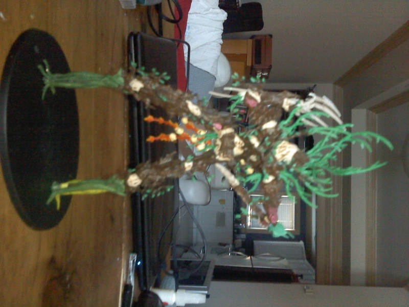 Base ideas for leaping Treeman (counts-as-Wraithknight) 02181514