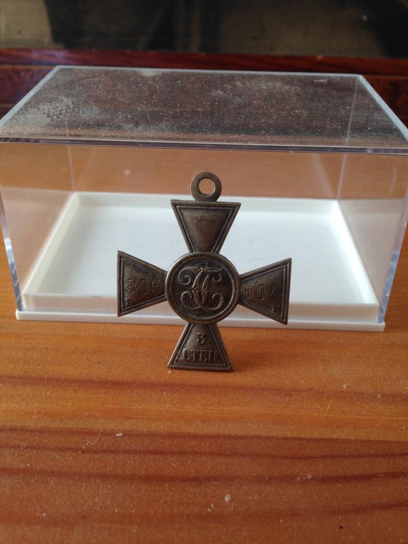 Croix de Saint Georges de 3ème classe Img_0443