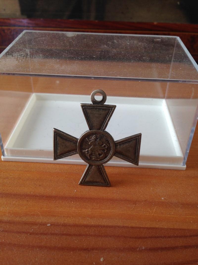 Croix de Saint Georges de 3ème classe Img_0444