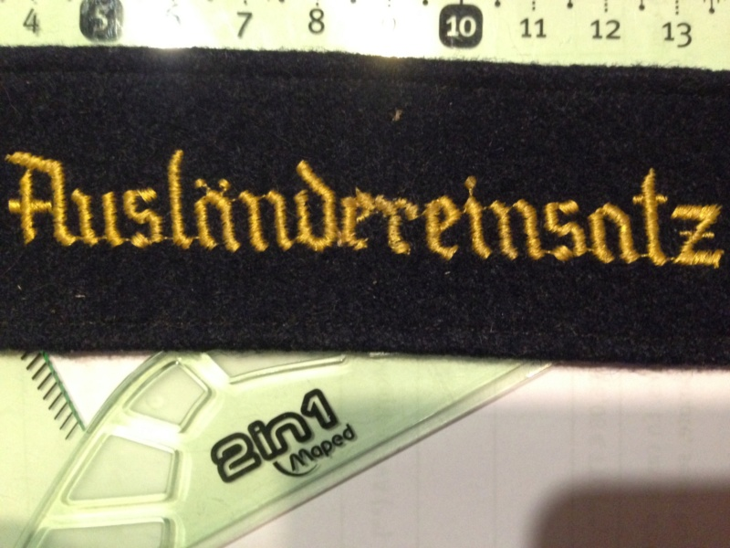 """Bande """"Auslandereinsatz"""" Img_0814"""