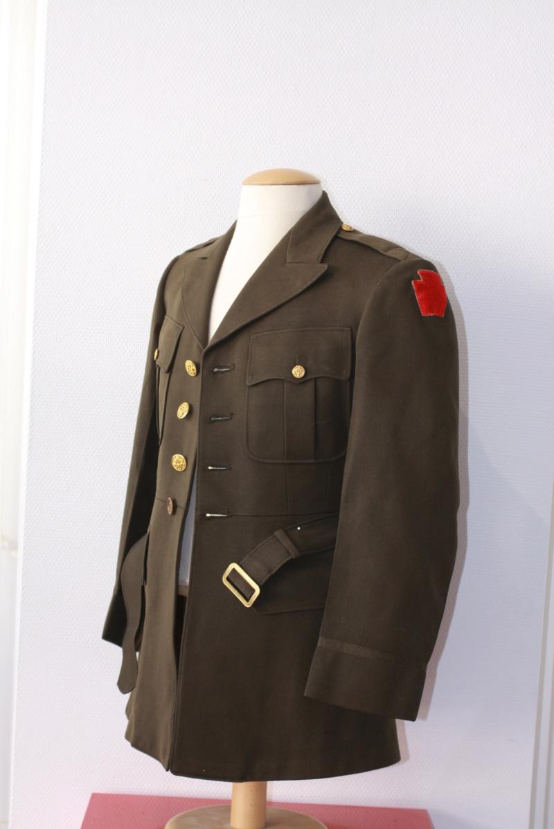 Vareuse officier US 15 AF / 28 ID Img_0824