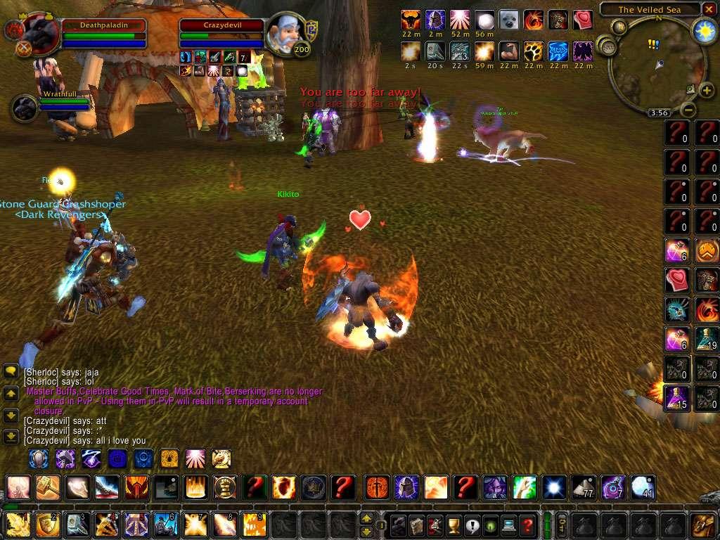 Darkuz this screenshot ? deathpaladin is my paladin Wowscr14