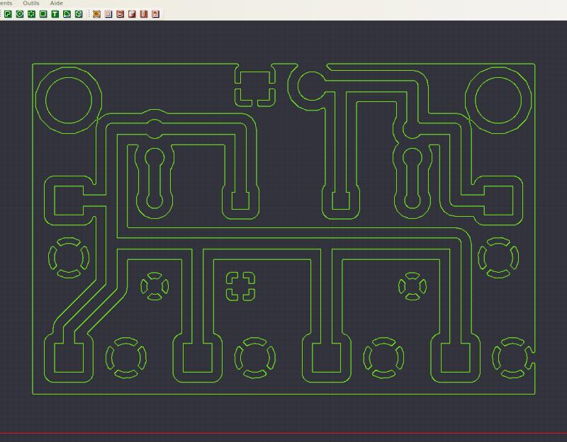 Gravure de circuits imprimés(PCB) Cambam10