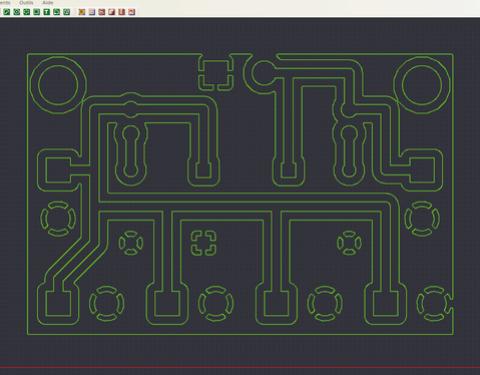 Gravure de circuits imprimés(PCB)