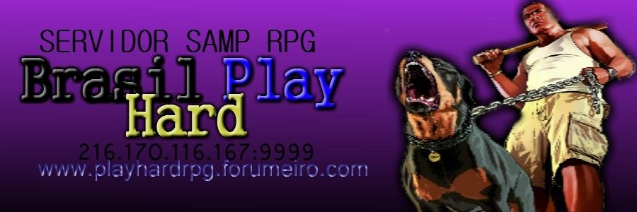 Brasil Play Hard RPG