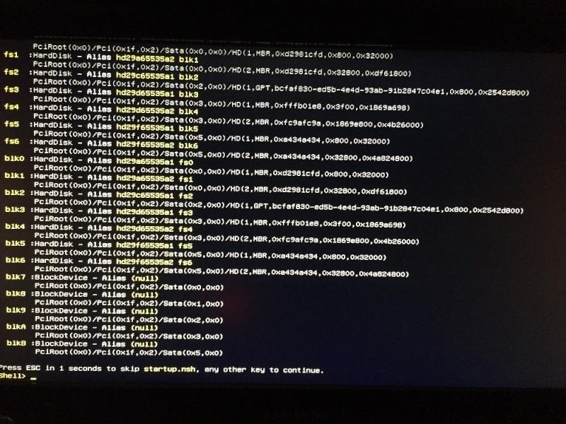 PC reboot pendant instal - Clef USB OS X (Yosemite dans Windows ) - Page 2 Img_1213