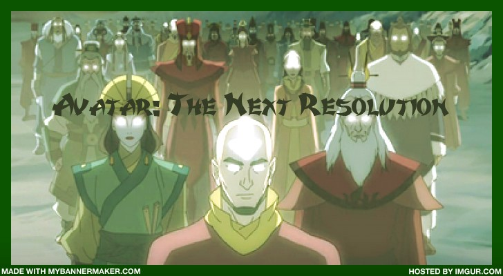 Avatar: The Next Resolution