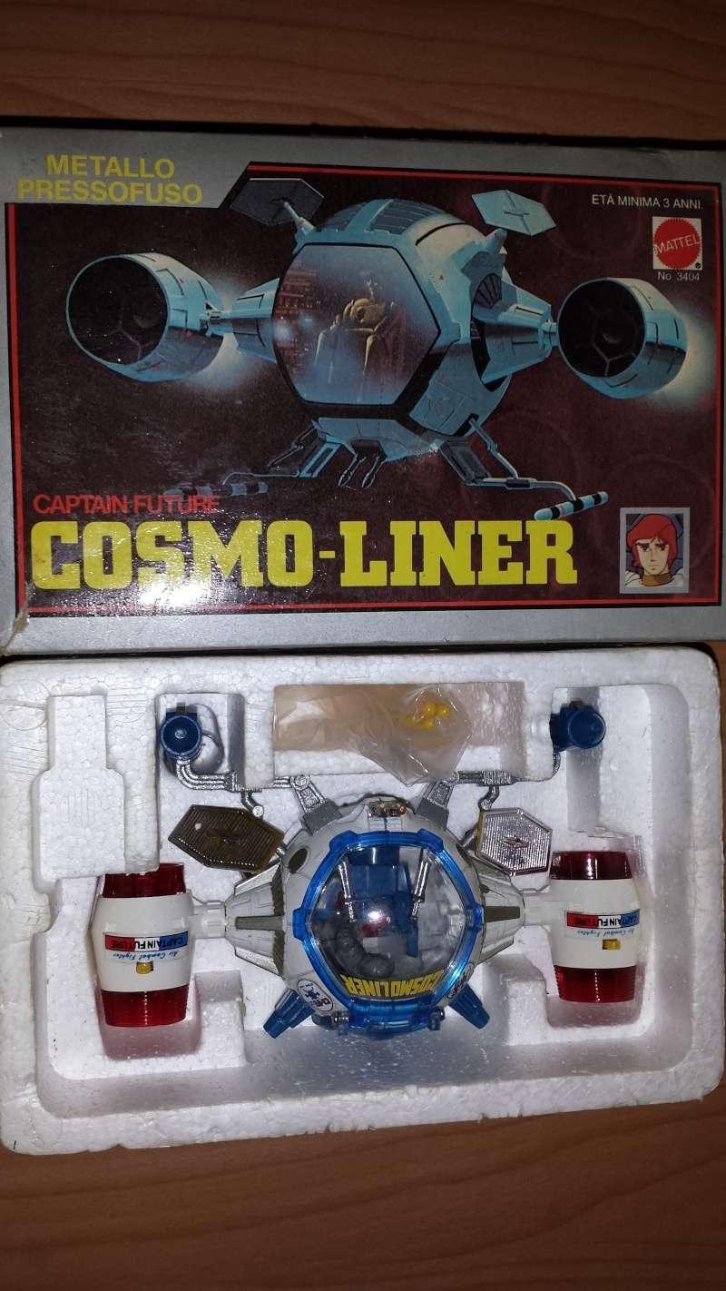 Captain Future Cosmo -Liner della Mattel 20150227