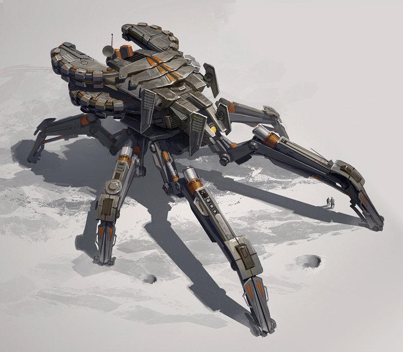 Crabes des Prodigy Mech_b11