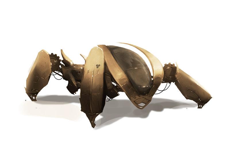 Crabes des Prodigy Mech_s10