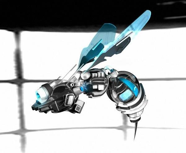 Crabes des Prodigy Robot-10